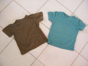 tee shirt manches courtes 5 ans