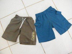 shorts 3 ans