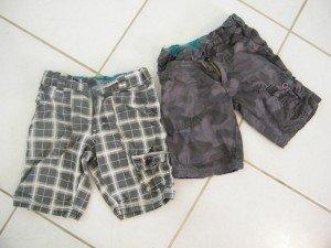 shorts 5ans